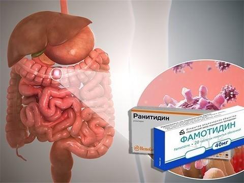 Популярные лекарства против изжоги увеличивают риск гастроэнтерита в 2 раза