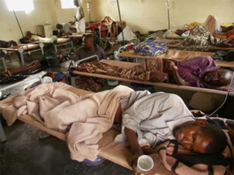 В Зимбабве закончилась [эпидемия холеры]