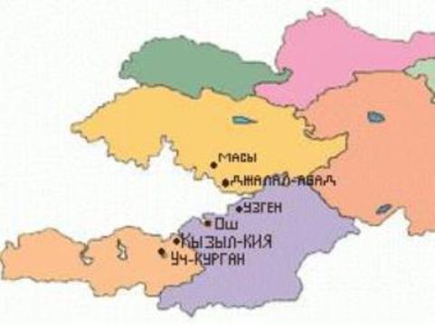 Четырнадцать киргизов [попали в больницу с симптомами сибирской язвы]