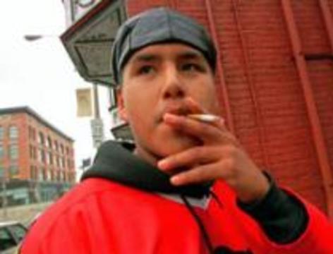 Запрет на курение в Нью-Йорке дал хорошие результаты