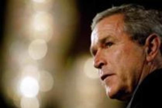 Буш не дает бедным странам покупать дешевые лекарства