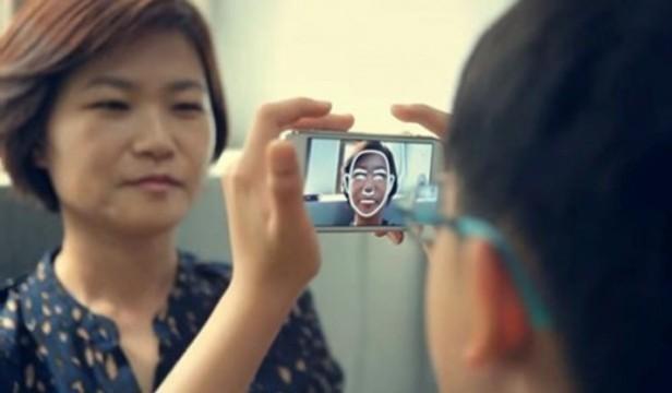 Samsung разработала [приложение для детей–аутистов]