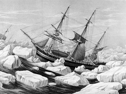Ученые надеются идентифицировать некоторых участников экспедиции Франклина