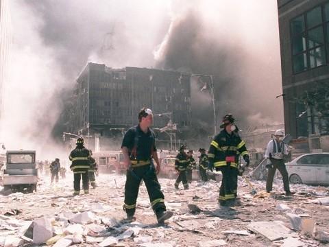 Дети, подвергшиеся воздействию пыли 11 сентября 2001, находятся в зоне риска