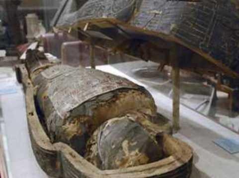 Британские ученые сменили диагноз [египетской мумии]