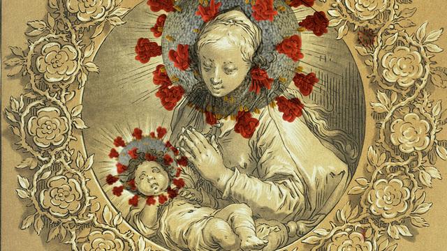 Почти треть новорожденных с COVID-19 заразилась в утробе матери — обзор