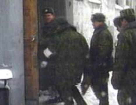 Возбуждено уголовное дело в связи с массовым заболеванием солдат пневмонией