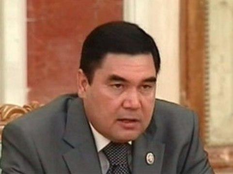 Президент Туркмении [провел операцию в новом онкоцентре]