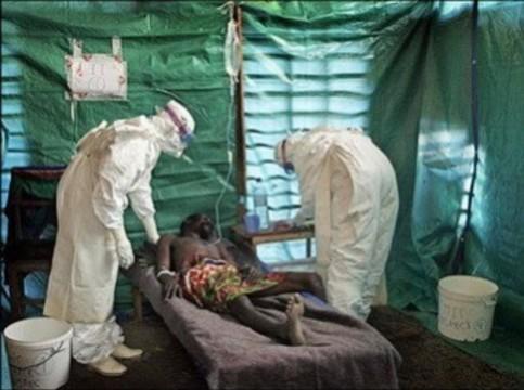 Число жертв вируса Эбола в Гвинее [возросло вдвое]