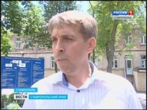 [В Ставрополе прошел митинг] в защиту уволенного после ЕГЭ врача