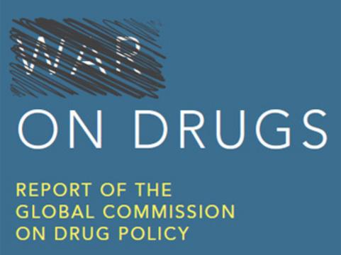 Глобальная комиссия по антинаркотической политике призвала [легализовать наркотики]