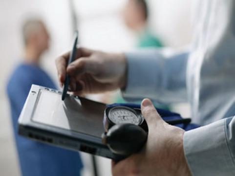 [Xerox выявил недоверие американцев] к электронным медицинским картам