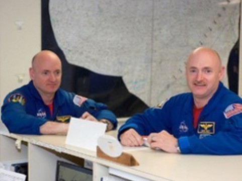 Влияние космоса на здоровье оценят [с помощью астронавтов-близнецов]
