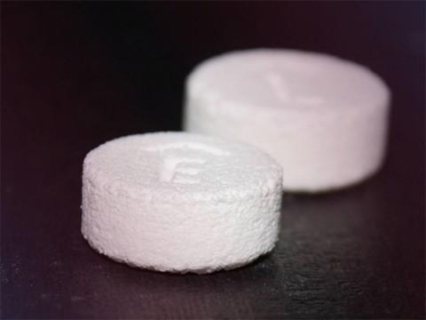 Начались продажи лекарства, напечатанного на 3D-принтере