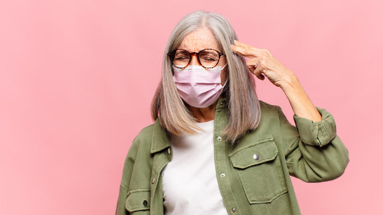 Инсульт при COVID-19 чаще бывает у пожилых людей с дополнительными факторами риска