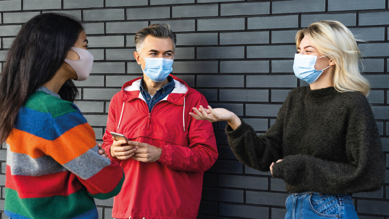Ученые попытались описать «суперраспространителя» коронавируса