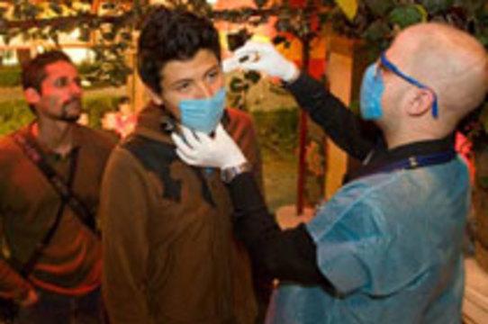 Первый случай гриппа H1N1[ подтвержден в Чехии]