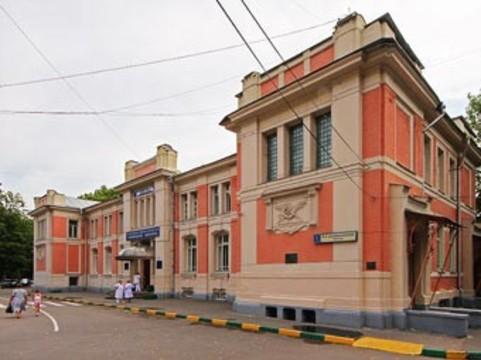 Новый корпус Морозовской больницы [обойдется в 12 млрд рублей]