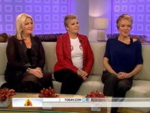 В США три родные сестры [в течение года заболели раком груди]
