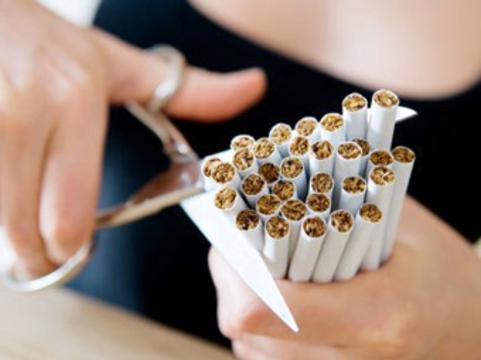 """Двух недель без сигарет оказалось достаточно для [исчезновения """"кашля курильщика""""]"""