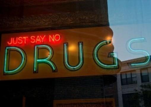 Наркоманы есть в окружении [каждого десятого россиянина]
