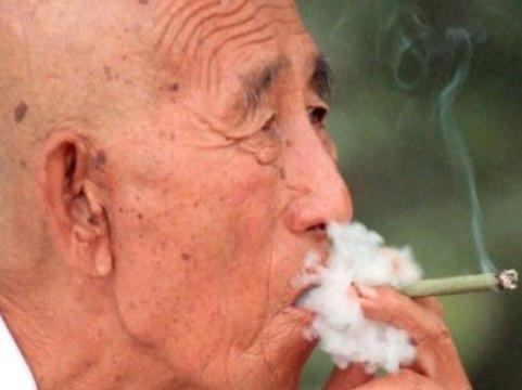 Китайцам запретили [курить рядом с беременными]