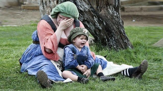 Дети переживших депрессию матерей имеют проблемы с адаптацией в школе