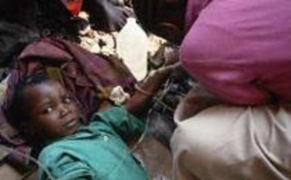 Мозамбик охвачен эпидемией холеры