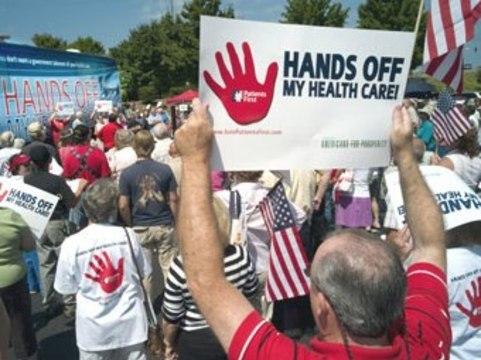 [Республиканцы затормозили] утверждение поправок к реформе здравоохранения