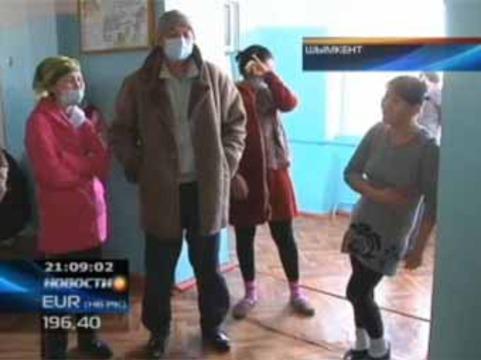 В Казахстане пациенты противотуберкулезного диспансера [устроили забастовку]