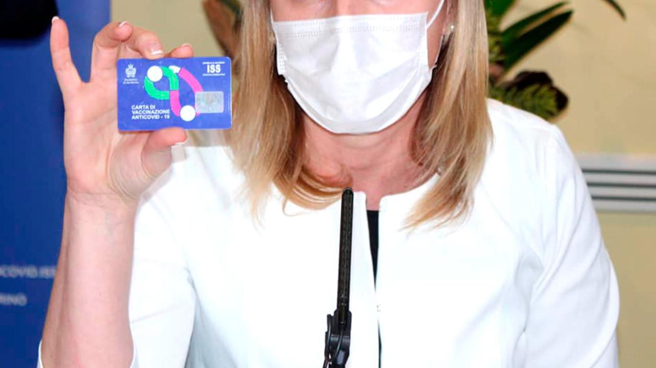 Выданный в Сан-Марино сертификат о вакцинации «Спутник V» признан в Шенгенской зоне