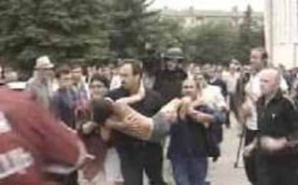 При штурме школы ранены более 600 человек