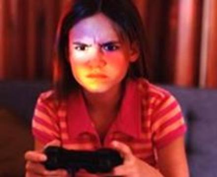 Видеоигры могут спровоцировать эпилепсию