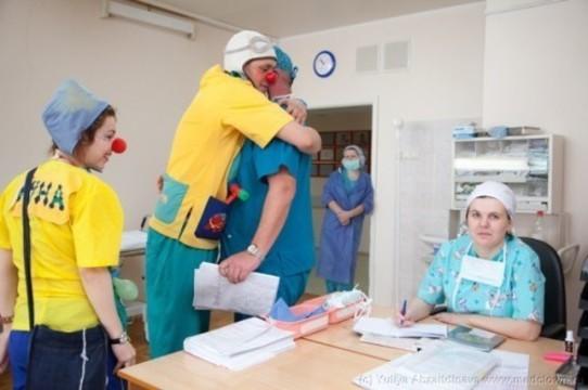 Больничные волонтеры [получат льготы при поступлении в медвузы]