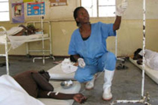 Число жертв эпидемии холеры в Зимбабве [превысило 4 тысячи человек]