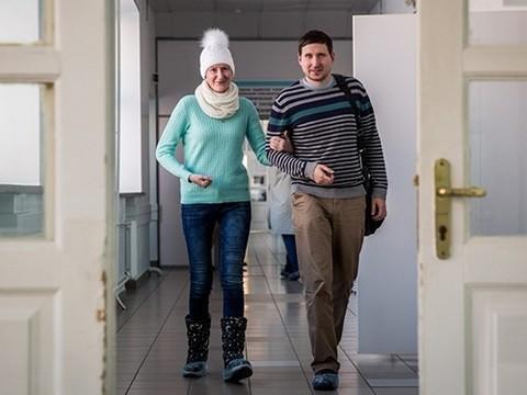 Новосибирские медики спасли беременную женщину, перенесшую инсульт
