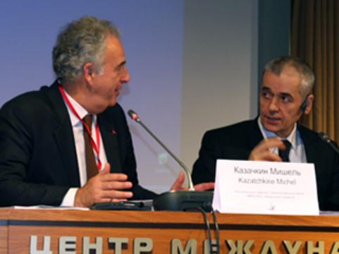 Онищенко недоволен данными ВОЗ о доступе к [лечению ВИЧ-инфекции в России]