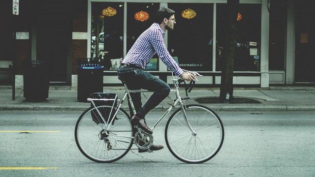 Крупнейшее исследование подтвердило, что поездки на работу на велосипеде продлевают жизнь