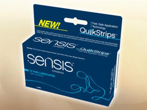 В США продано два миллиона [презервативов с ручками]