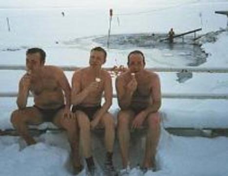 Холодная вода тоже оказалась допингом