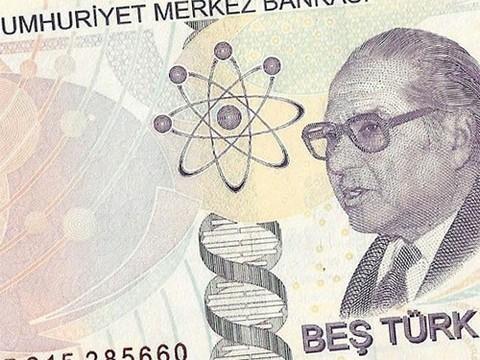 Нобелевский лауреат заметил ошибку на турецкой банкноте