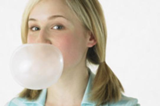 Жвачка без сахара может вызывать [понос и потерю веса]