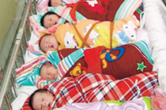 В Китае резко возросло число детей с [врожденными дефектами]