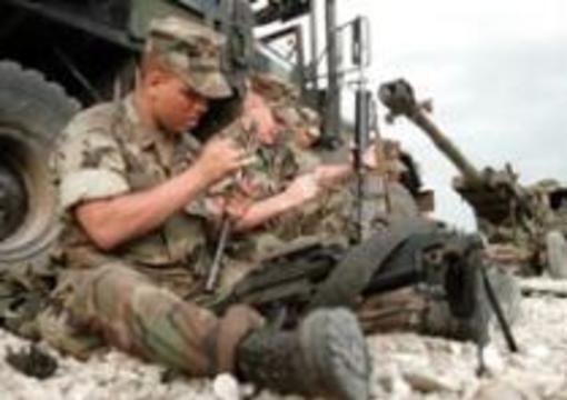 Американские военврачи признали свою армию слишком толстой