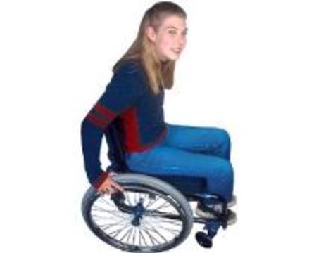 Парализованная женщина снова может ходить