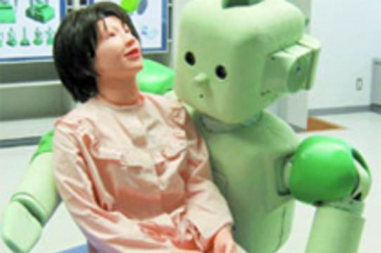 В Японии разработают стандарты безопасности для [роботов-сиделок]