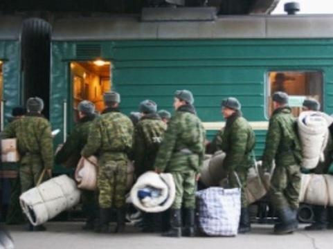 Из-за гриппа в Воронежской области [приостановлен призыв в армию]