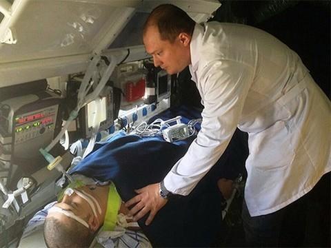 Раненых с поля боя будут вывозить в специальных медицинских модулях