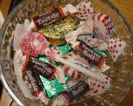 В американских конфетах слишком много свинца