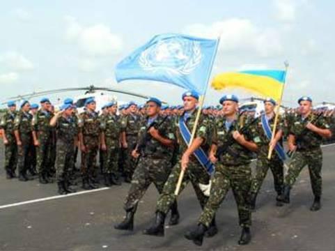 Украинские миротворцы [снова заразились малярией в Либерии]